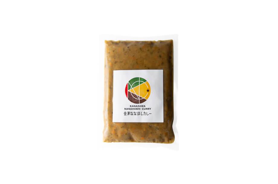 商品パック豆カレー