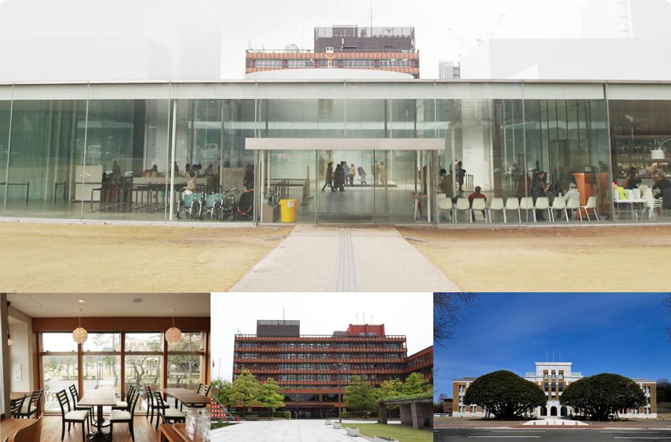 金澤ななほしカレーは21世紀美術館すぐよこ、金澤市役所のすぐ近く